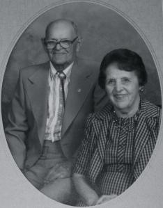 Skeet and Gladys Rickard