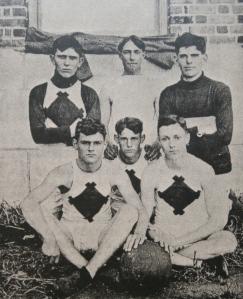 Skeet Rickard, front left
