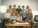 My great-grandparents, Sam and Zola Weese, and their children: Sonny, Louise, my grandma, Jo Ann, Betty, Donna, Pat, Earl, Junior.